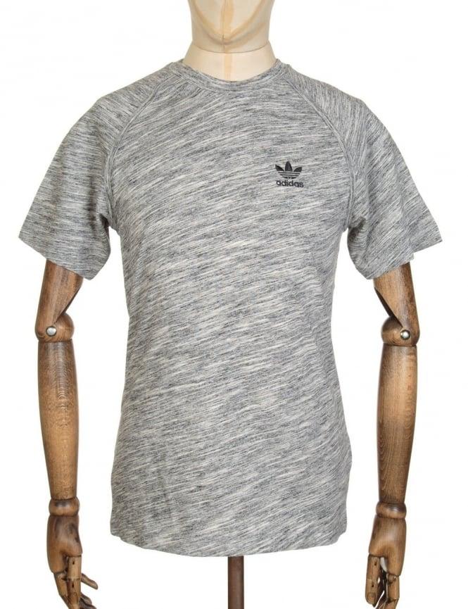 Adidas Originals PT T-shirt - Medium Grey Heather
