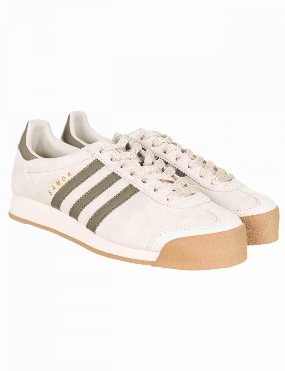 adidas samoa vintage trainers