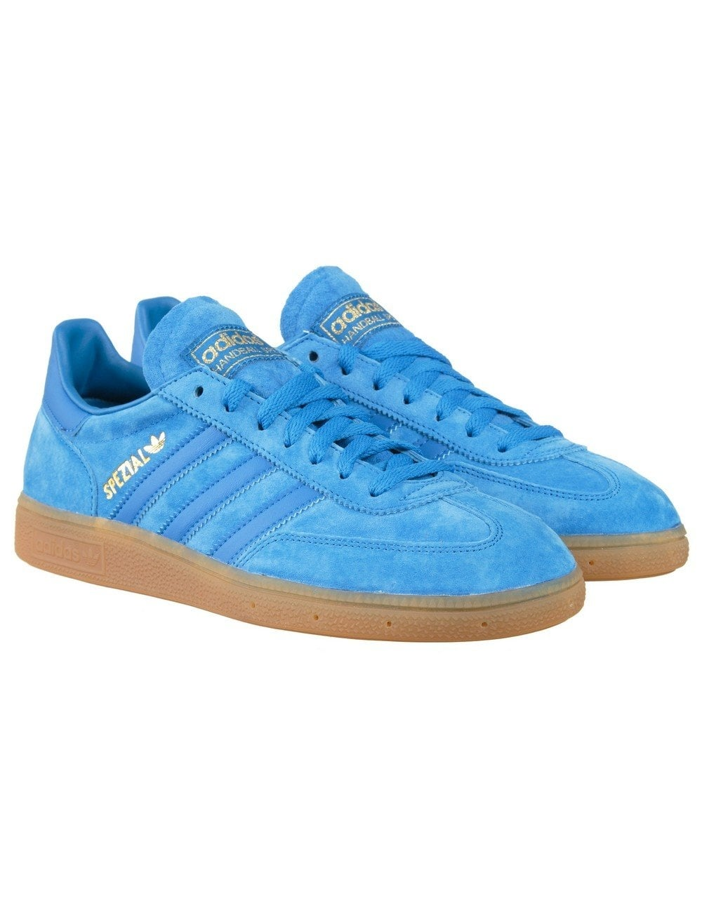 69fca032b39 Adidas Originals Spezial Shoes - Bluebird Blue - Footwear from Fat ...