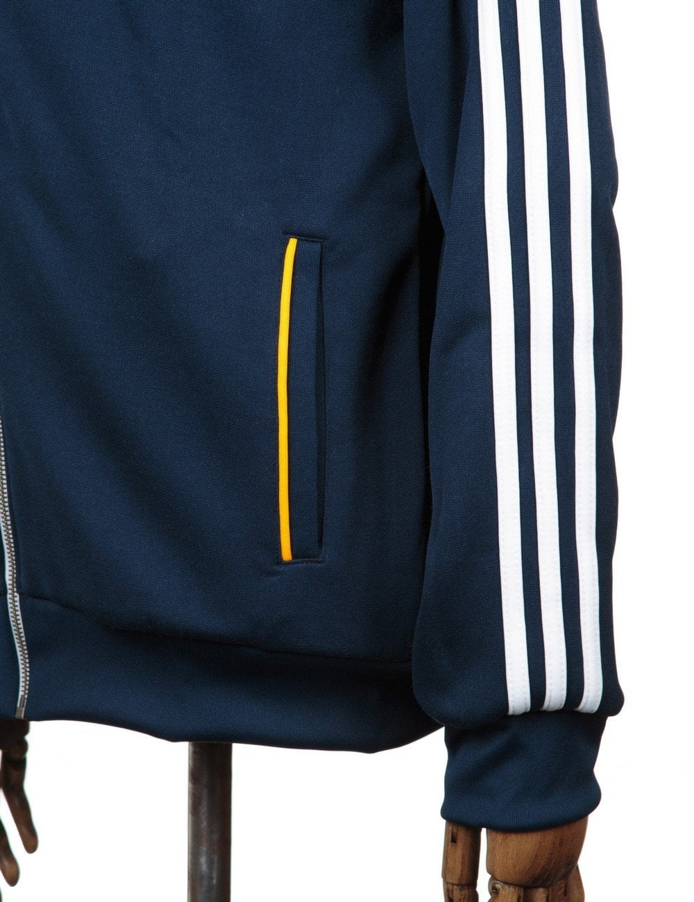 Shuraba ensayo Generalmente hablando  Adidas Originals SST Tracktop - Collegiate Navy - Clothing from Fat Buddha  Store UK
