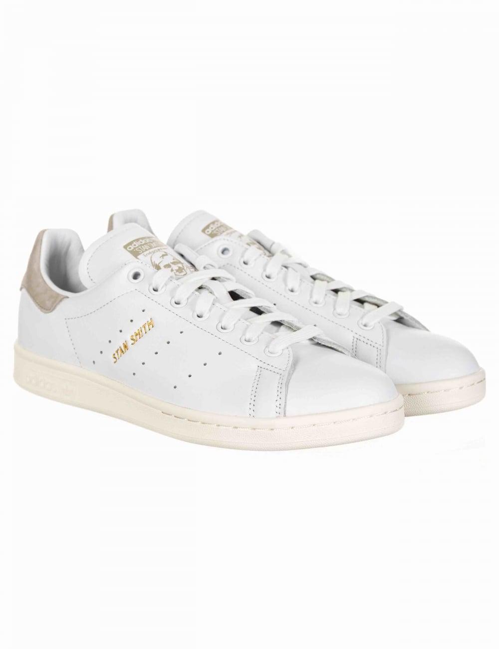 7c64a0e41a1332 Adidas Originals Stan Smith Shoes - Footwear White Vintage White ...