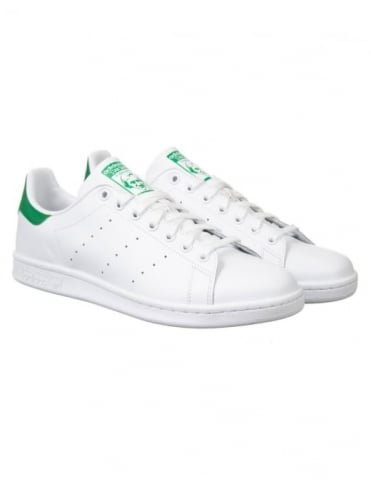 Stan Smith Shoes - White/Green