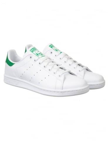 Adidas Originals Stan Smith Shoes - White/Green