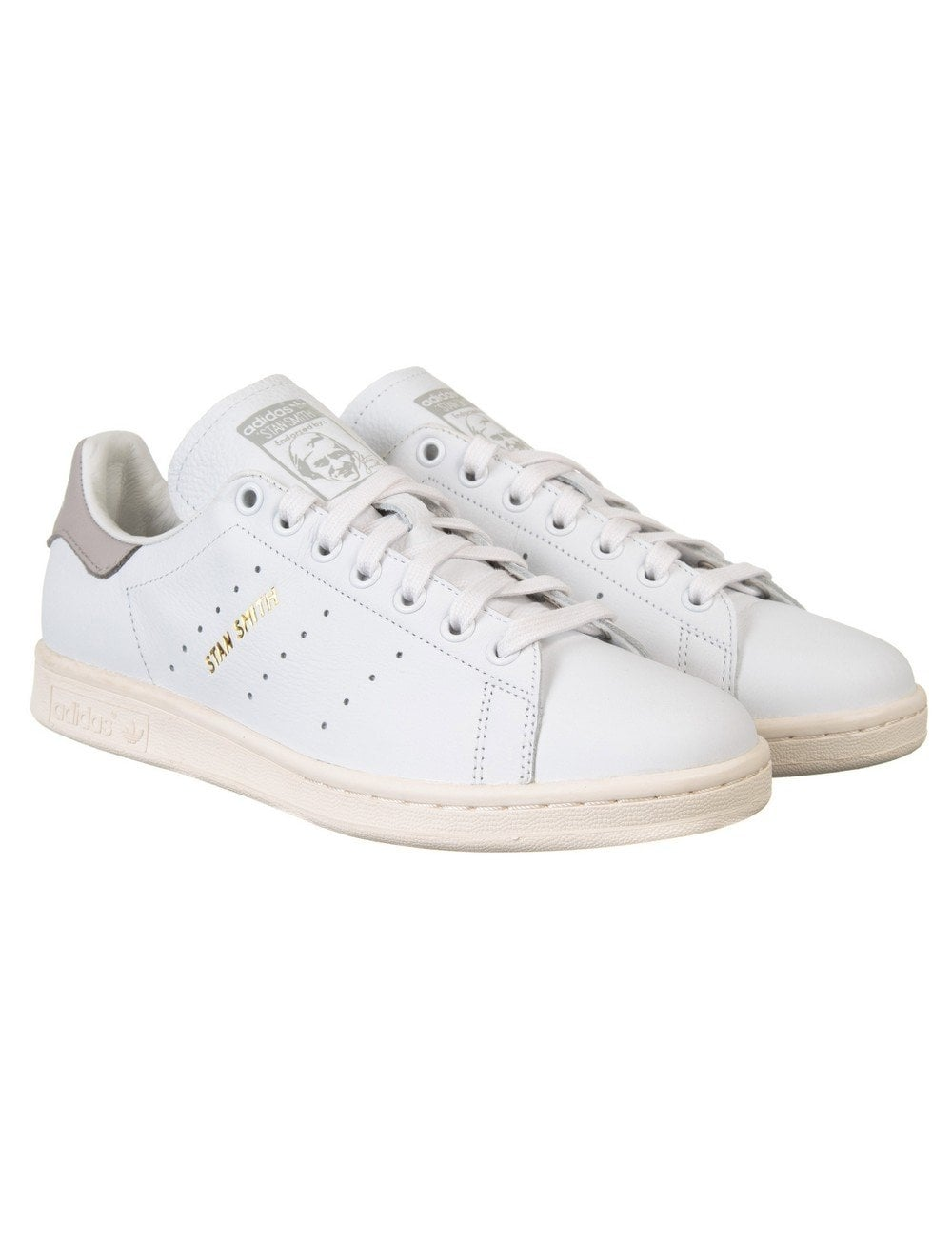 Stan Smith Shoes - White/Grey