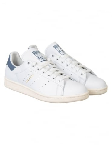 Adidas Originals Stan Smith Shoes - White/Tec Ink