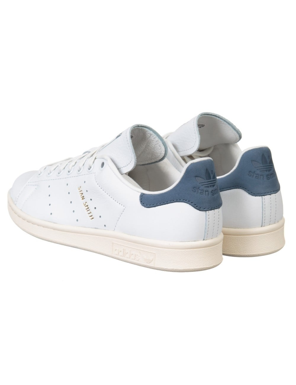 98c328a1ae6deb Adidas Originals Stan Smith Shoes - White Tec Ink - Trainers from ...