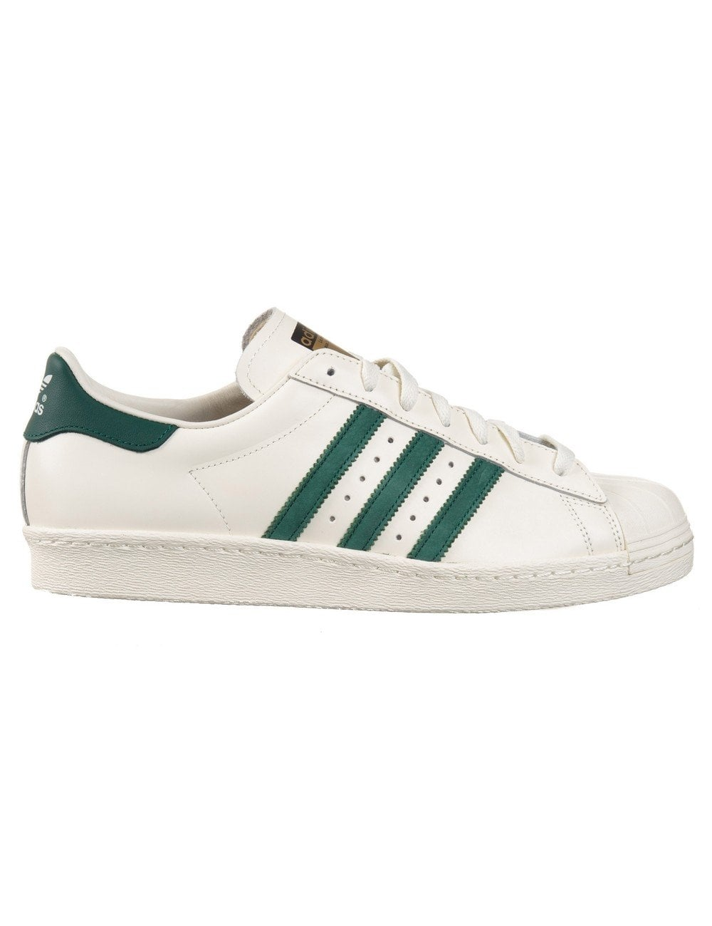 Superstar 80s Delux Shoes - Vintage White/