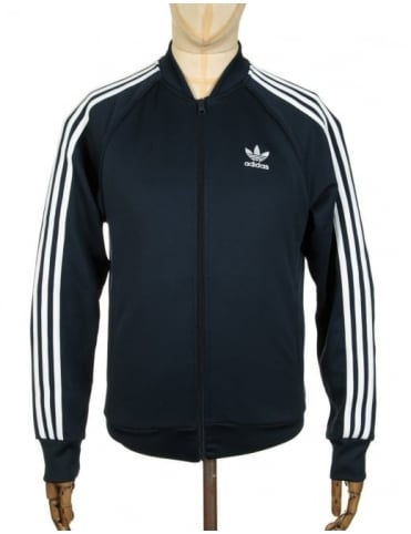 Adidas Originals Superstar Track Top - Legend Ink