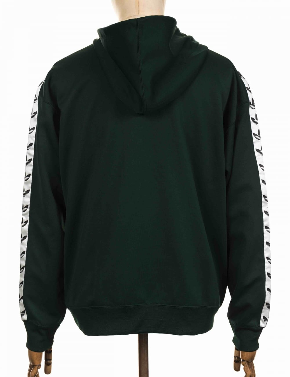adidas Originals TNT Trefoil Crewneck Sweatshirt Green Night