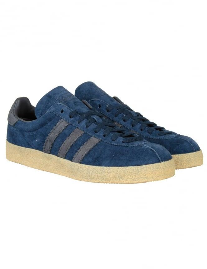 Adidas Originals Topanga Shoes - Collegiate Navy/Core Black