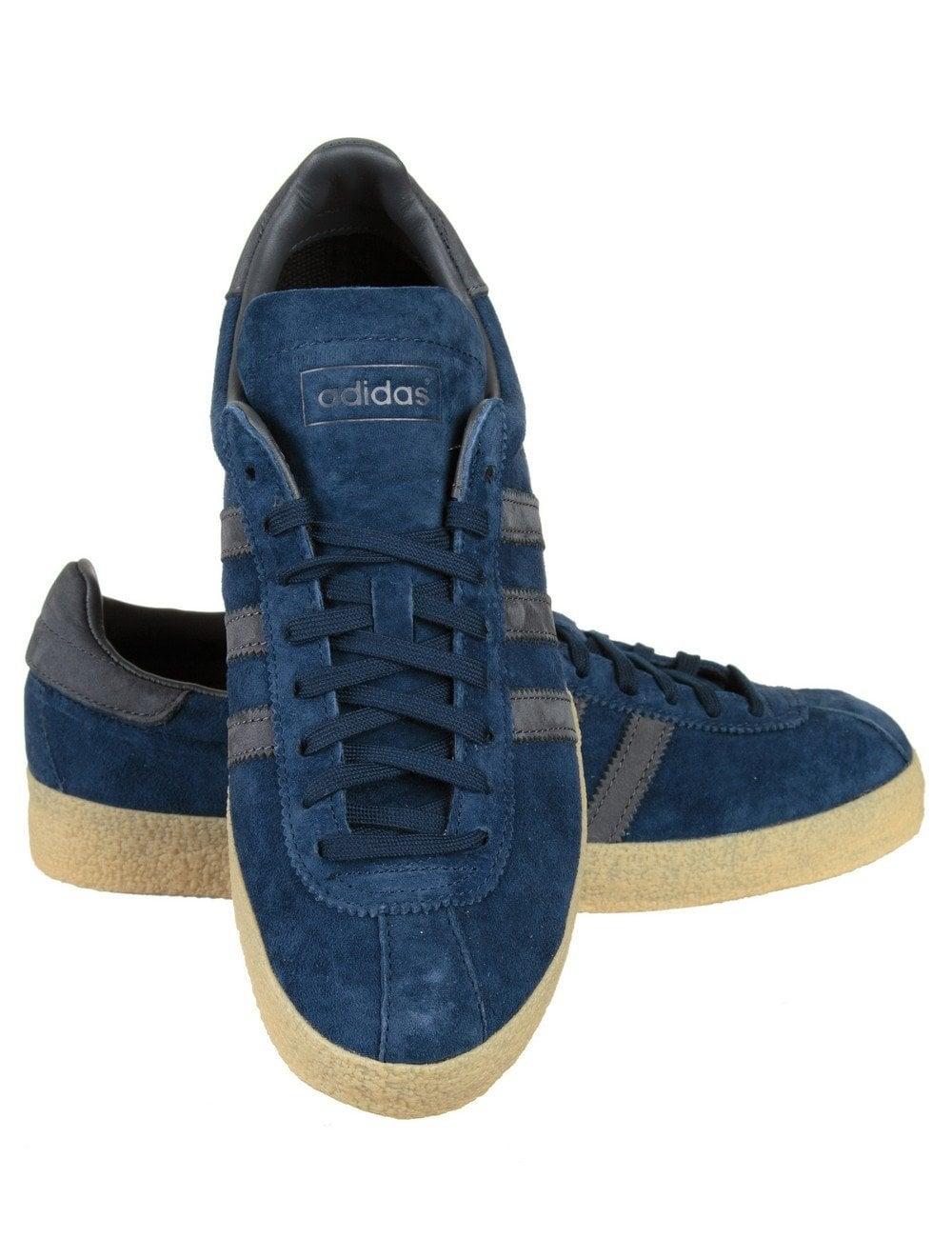 adidas Originals Topanga Suede Sneakers