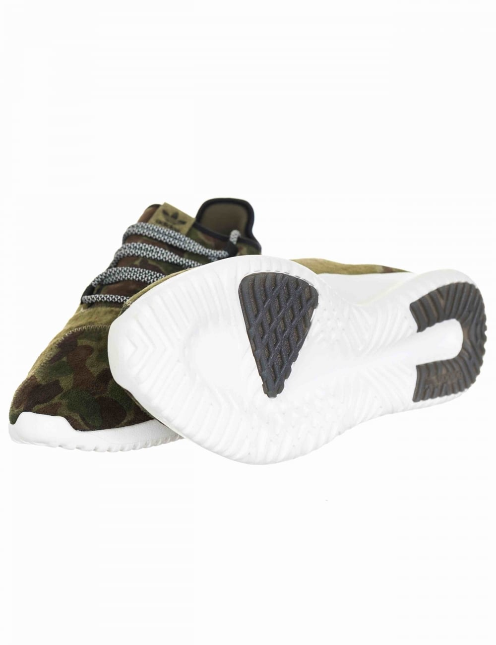 timeless design 1a9d8 33543 Tubular Shadow Shoes - Olive Cargo/Vintage White