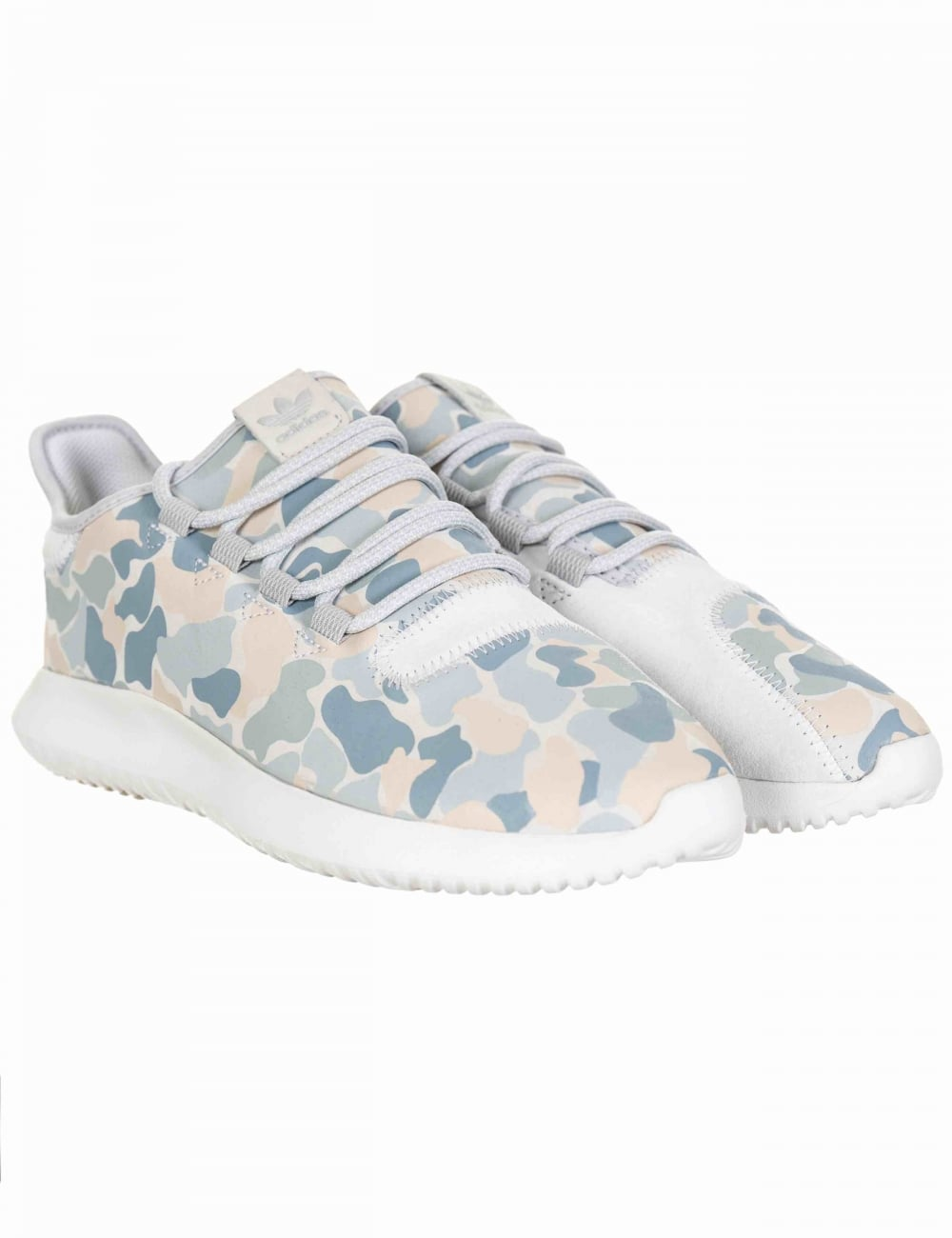 Tubular Shadow Shoes - White Camo