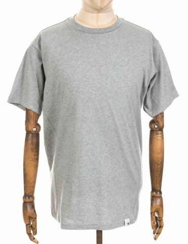 X by O Tee - Heather Grey