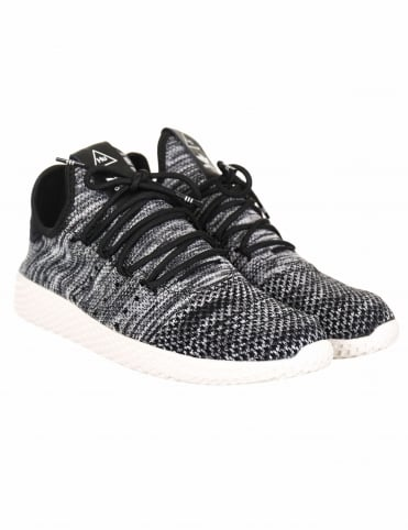 x Pharrell Williams Tennis HU PK Shoes - Chalk/White