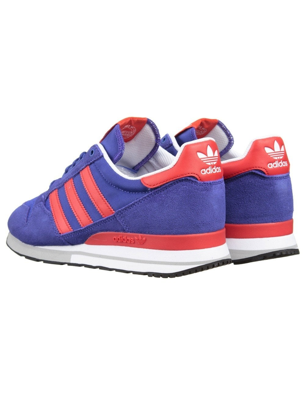 63b740a2ff88b Adidas Originals ZX 500 OG Shoes - Night Flash Red - Footwear from ...