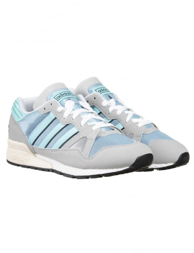 Adidas Originals ZX 710 Shoes - Clear Onix/Clear Aqua