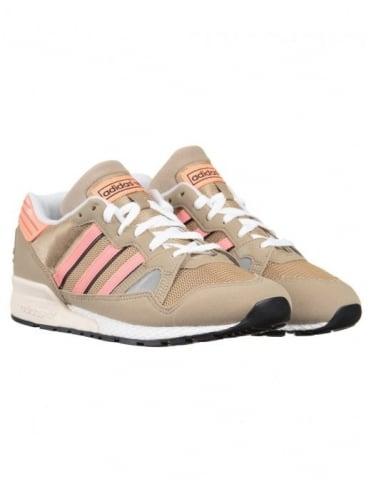 Adidas Originals ZX 710 Shoes - St Cargo Khaki