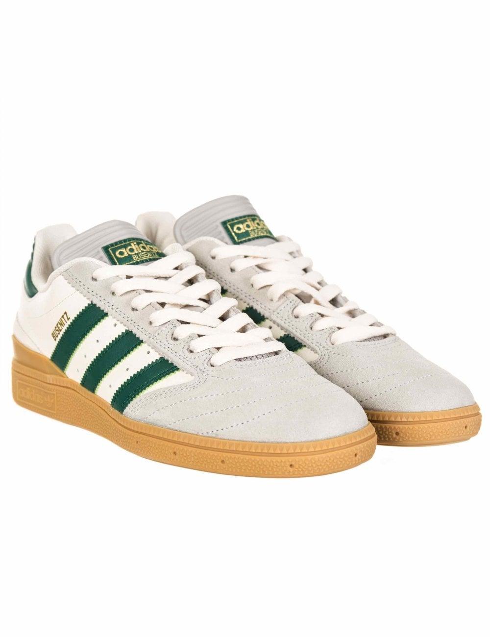 best sneakers fbf97 9cd9e Busenitz Pro Trainers - Grey TwoCol Green