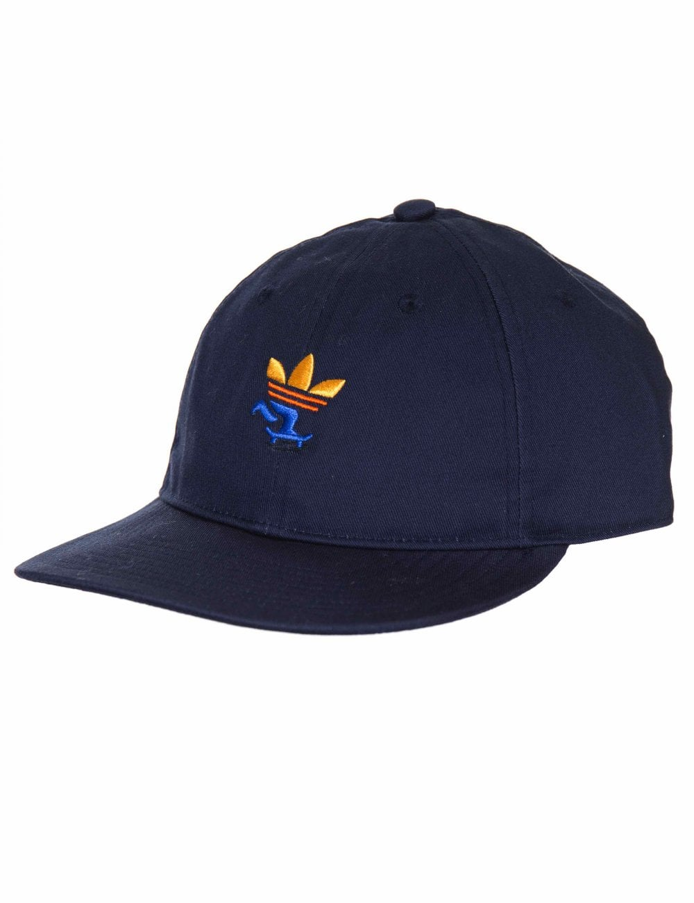 Adidas Skateboarding Push Snapback Hat - Collegiate Navy ... 8544a6638a2