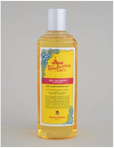Agua de Colonia Eau de Cologne Bath and Shower Gel (300ml)