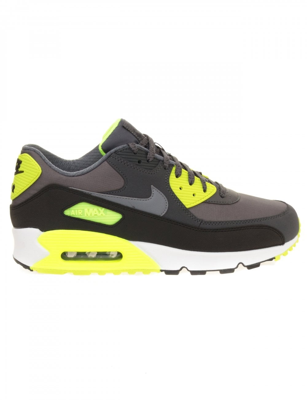 cheap for discount a2786 ce748 Air Max 90 Essential - Dark Grey/Cool Grey/Volt