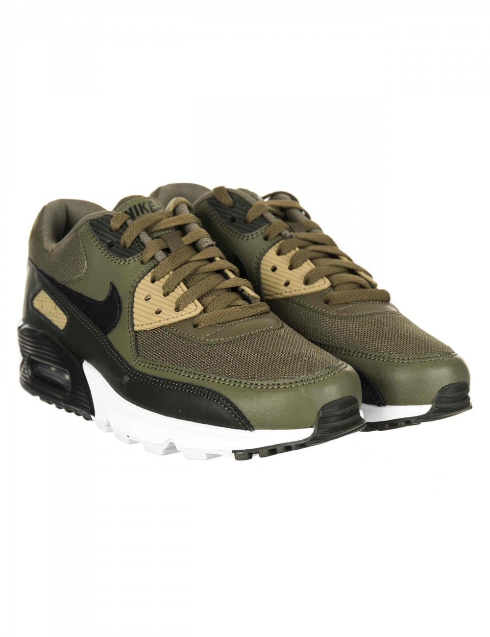 cheap for discount 0a554 b1e0a Air Max 90 Essential Trainers - Medium OliveBlack
