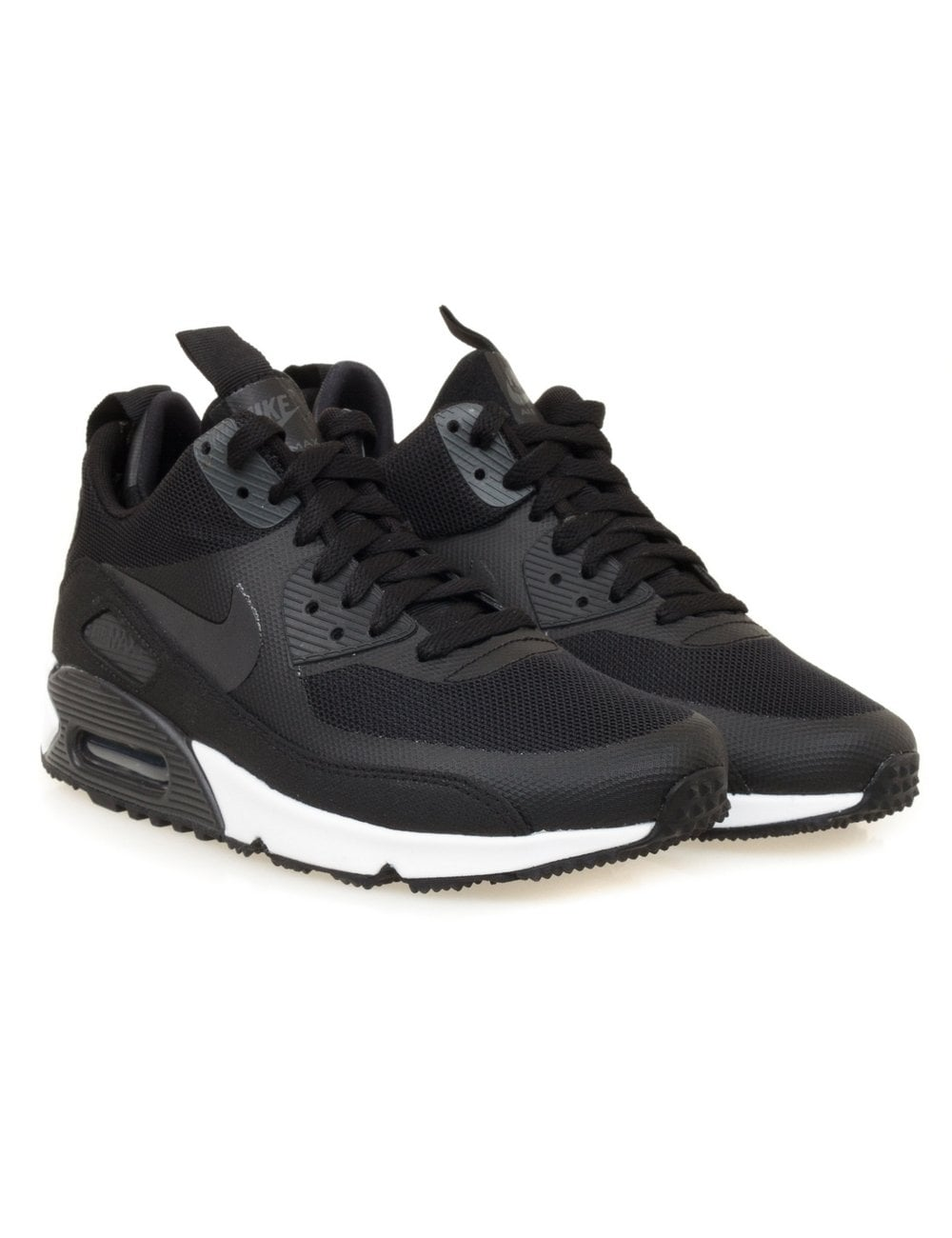 Air Max 90 Sneakerboot NS - Black/Dark Charcoal