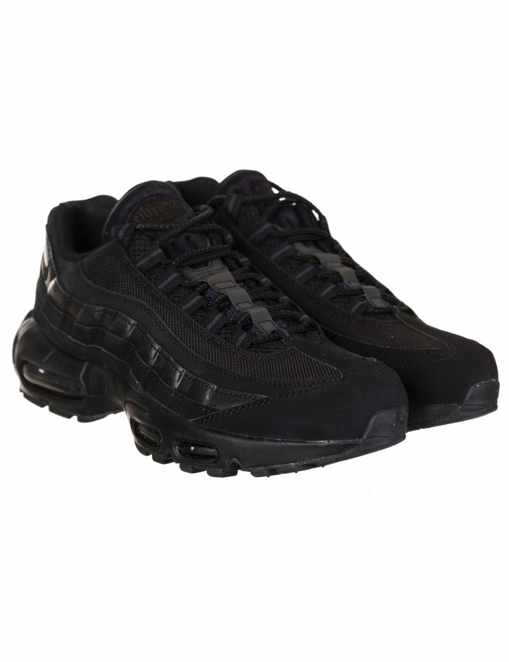 best website 160bf a0d1d Air Max 95 Shoes - Black Black