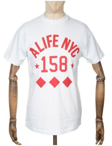 Alife Like No Other T-shirt - White
