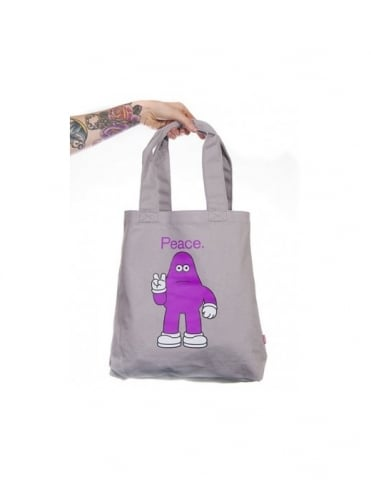 Yod Peace Tote Bag