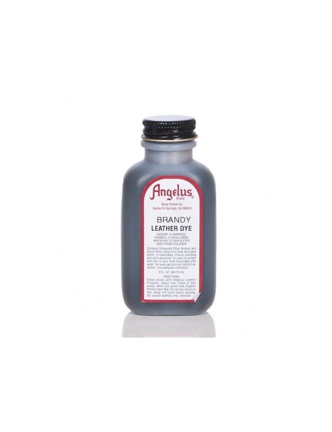 Angelus Dyes & Paint Brandy 3oz - Leather Dye