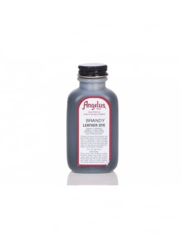 Angelus Dyes & Paint Brandy 3oz - Leather Dye