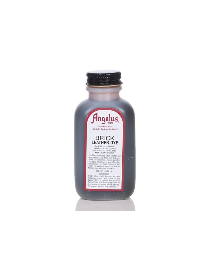 Angelus Dyes & Paint Brick 3oz - Leather Dye