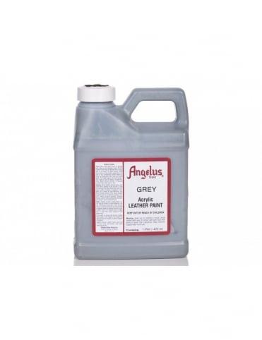 Angelus Dyes & Paint Grey 1Pt - Leather Paint