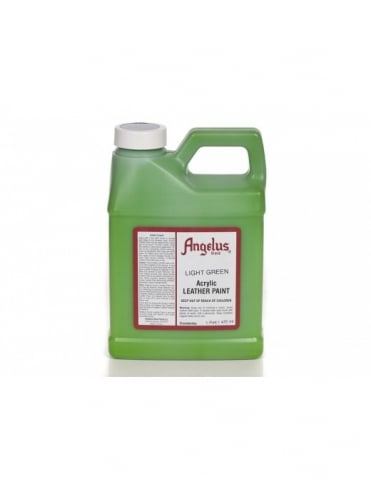Angelus Dyes & Paint Light Green 1Pt - Leather Paint