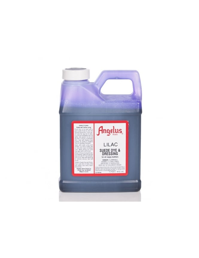 Angelus Dyes & Paint Lilac 1Pt - Suede Dye
