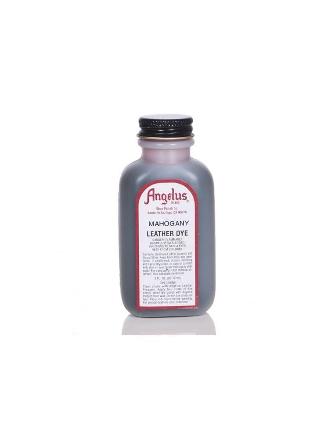 Angelus Dyes & Paint Mahogany 3oz - Leather Dye