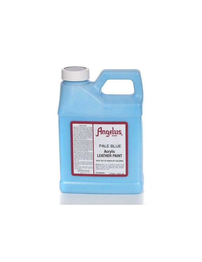 Angelus Dyes & Paint Pale Blue 1 Pt - Leather Paint