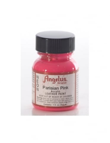Parisian Pink 1oz - Leather Paint
