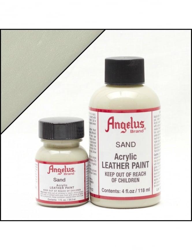 Angelus Dyes & Paint Sand 1oz - Leather Paint