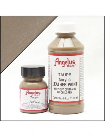 Angelus Dyes & Paint Taupe 1oz - Leather Paint
