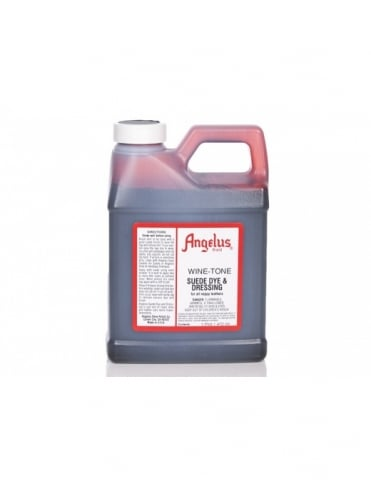 Angelus Dyes & Paint Wine Tone 1Pt - Suede Dye