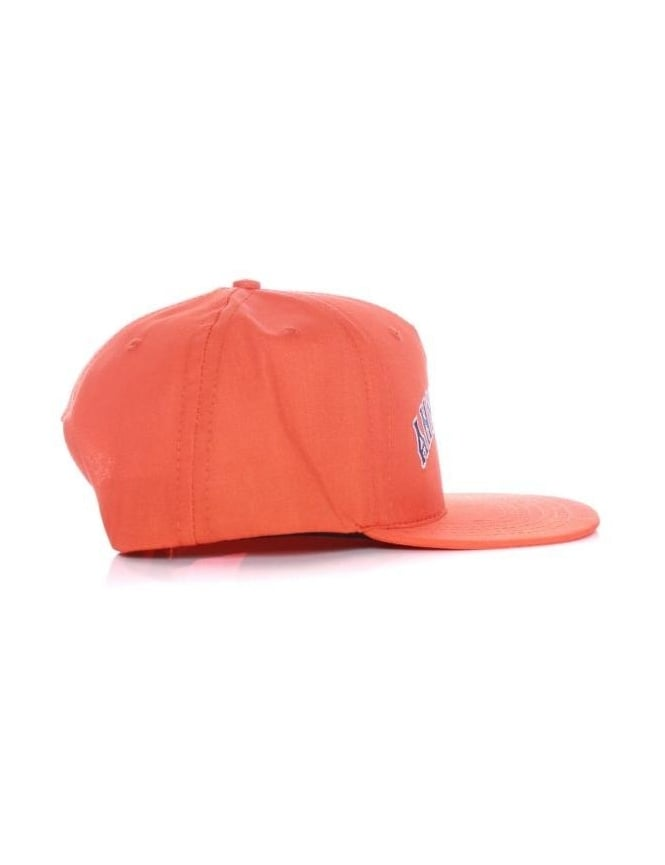 AnyTHING Mets Snapback Hat - Orange - Accessories from Fat Buddha ... 3eec4c090cff