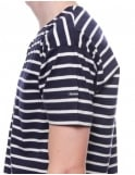 Armor-Lux Breton Stripe S/S 1527 - Navy/Natural