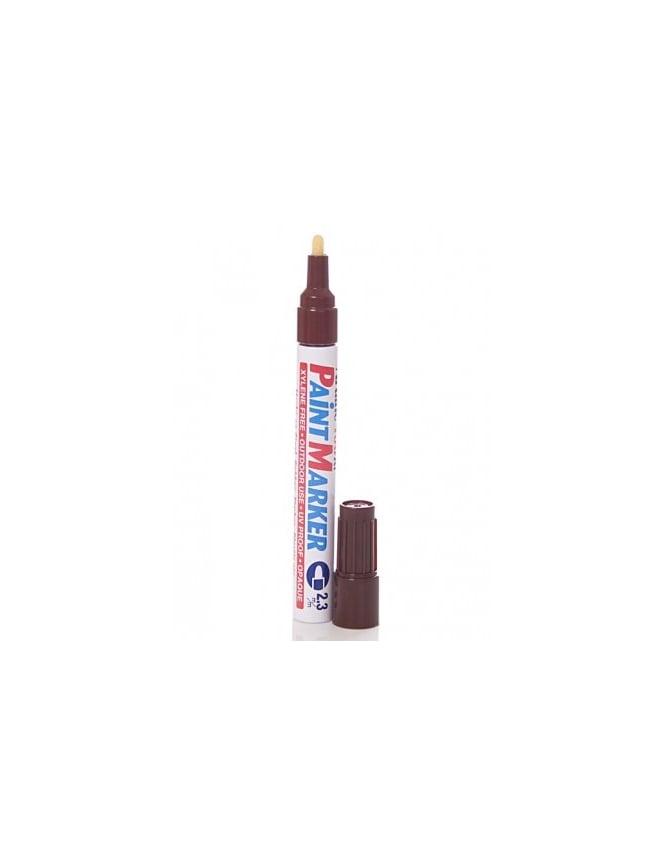 Artline 2.3mm 400XF Paint Pen - Brown