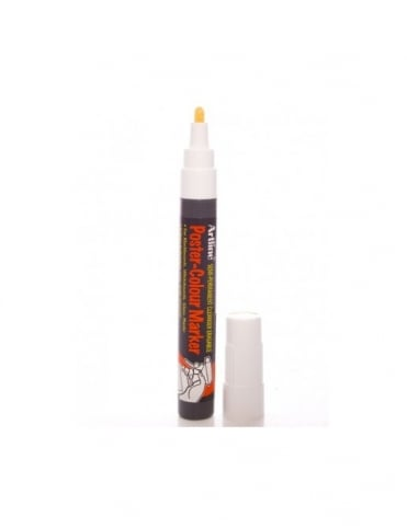 4mm Poster Marker - White