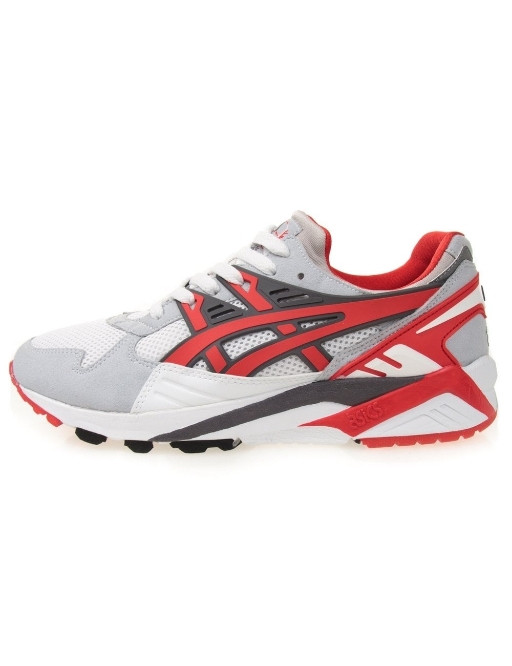 asics gel kayano shoes white fiery asics from