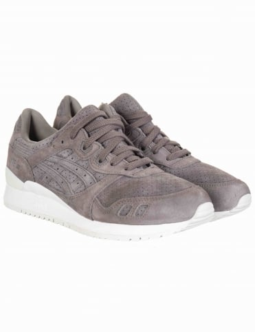 Gel Lyte III Shoes - Aluminium/Aluminium