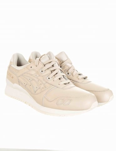 Asics Gel Lyte III Shoes - Birch/Birch